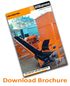Williames Feed Bins - Williames - Leading by Innovation